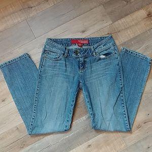 Guess 81 Jean straight leg size 27
